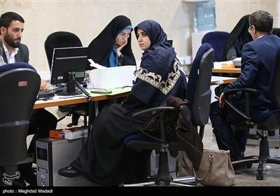 سومین روز ثبتنام داوطلبان یازدهمین دوره انتخابات مجلس شورای اسلامی - وزارت کشور