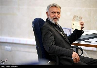 ثبت نام ابوالقاسم رئوفیان در یازدهمین دوره انتخابات مجلس شورای اسلامی