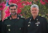 تأکید فرماندهان نیروهای دریایی ارتش و سپاه بر تبادل دانش و تجربیات