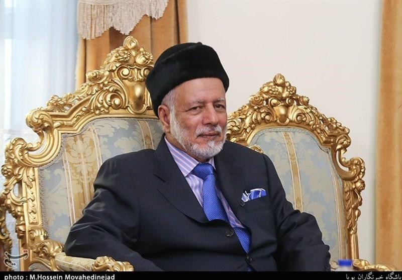 ماذا یفعل وزیر الخارجیة العمانی فی إیران؟
