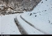 تردد در جادههای کوهستانی مازندران بدون زنجیر چرخ ممنوع شد