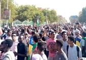 تظاهرات سودانیها برای لغو مصونیت عاملان کشتار مردم