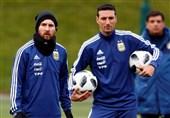 اسکالونی: آرژانتین بیشتر از مسی نیاز به کسب جام دارد
