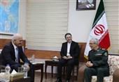 معاون نخست وزیر آذربایجان با سردار باقری دیدار کرد