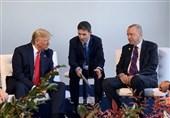 رایزنی تلفنی اردوغان و ترامپ درباره لیبی و سوریه