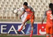 لیگ برتر فوتبال| برتری سایپا مقابل نفت مسجدسلیمان در نیمه اول