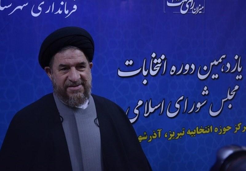 حجت الاسلام میرتاج الدینی از تبریز در انتخابات مجلس ثبتنام کرد