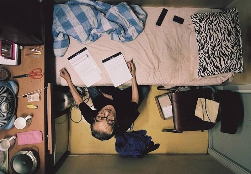 زندگی کارگران و دانشجویان کرهجنوبی در اتاقکهای 2 متری! + تصاویر