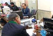 نماینده کاشان و آران و بیدگل برای انتخابات مجلس نامنویسی کرد