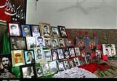 برگزاری یادواره شهدای شهرک شهید کشوری در ایلام به روایت تصویر