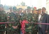 مجتمع مسکونی 36 واحدی تیپ 37 زرهی شیرازبا حضور فرمانده نزاجاافتتاح شد