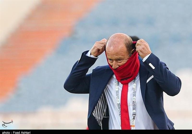Persepolis Coach Calderon Linked to UAE: Report