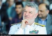 ایرانی بحریہ کے سربراہ کا پاک بحریہ کی تنصیبات اور یونٹس کا دورہ