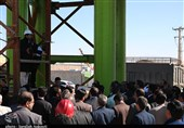 شهرداران استان کرمان از پروژههای قرارگاه سازندگی خاتم الانبیاء (ص) بازدید کردند+تصاویر