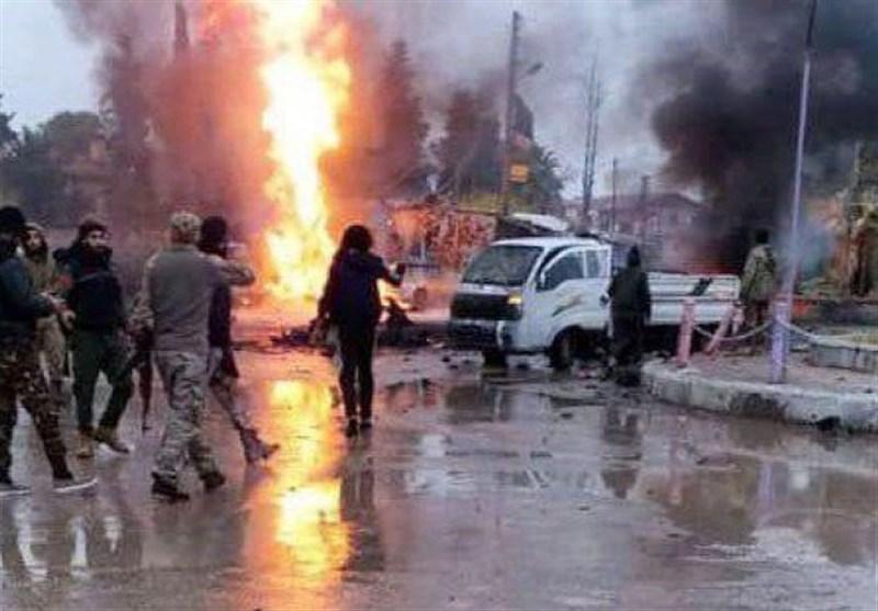 سوریه|وقوع انفجار در شهر «رأس العین»