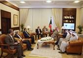 """مشاورات ایرانیة - کویتیة بشان التطورات الاقلیمیة ومبادرة """"هرمز"""" للسلام"""