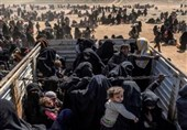 انتقال اعضای خانواده داعشیها توسط نیروهای آمریکایی به عراق