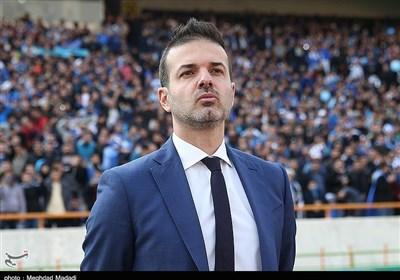 Andrea Stramaccioni Opens Door to Return to Esteghlal