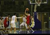 لیگ برتر بسکتبال  شکست خانگی توفارقان آذرشهر مقابل شهرداری گرگان
