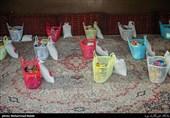 دستگیری بچههای مسجد از آسیب دیدگان کرونا؛ 1200 بسته گوشت گرم در همدان توزیع شد