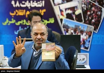 ثبت نام ابوذر ندیمی در ششمین روز ثبتنام داوطلبان انتخابات مجلس یازدهم