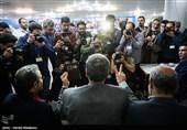 حضور مصطفی کواکبیان در وزارت کشور برای ثبتنام در یازدهمین دوره انتخابات مجلس شورای اسلامی