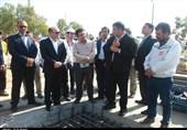 وزیر راه و شهرسازی: 75 هزار تن گندم از هند به افغانستان منتقل میشود؛ راهاندازی دوباره پایانه مسافری دریایی بندر شهید کلانتری
