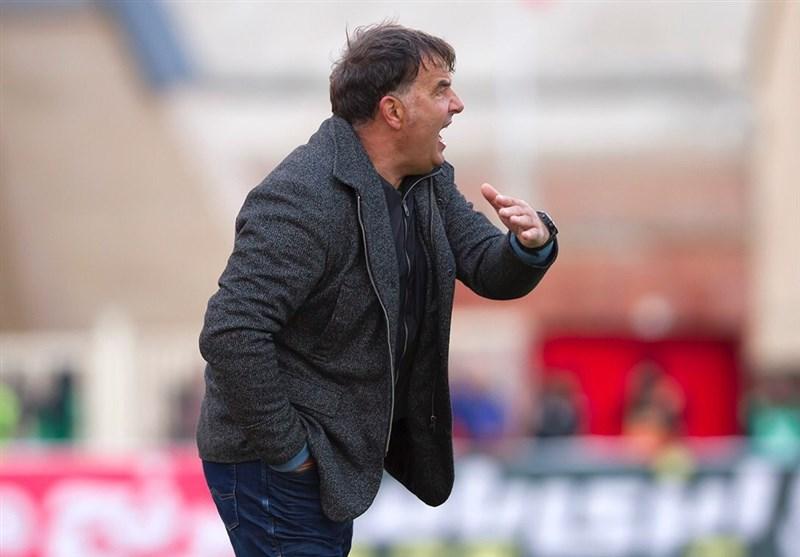 کریستیچویچ: بازیکن ما نباید اخراج میشد/ داور عادل نداریم!