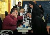 ارائه خدمات پزشکی بسیج جامعه پزشکی به حاشیهنشینان شهر زنجان، ابهر و خدابنده