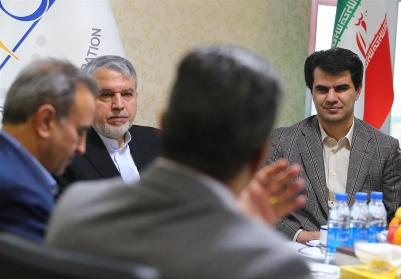 جلسه هیئت اجرایی کمیته ملی المپیک در فدراسیون گلف برگزار شد