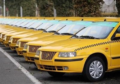 نوسازی ۴۶۰۰ تاکسی با استاندارد یورو۴/ اعلام آمادگی برای تحویل ۴۰ هزار تاکسی با استاندار یورو ۵