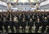ویزه برنامه روز دانشجو در دانشگاه علوم انتظامی امین با حضور سردار اشتری