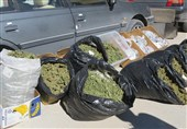 محموله بزرگ مواد مخدر در کهگیلویه و بویراحمد کشف شد