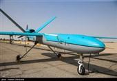 ایران میں ایک اور جدید ترین ڈرون کی رونمائی+ تصاویر
