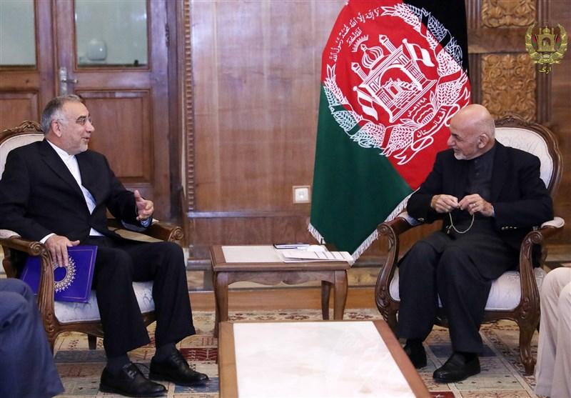 طاهریان: ایران از روند صلح به مالکیت و رهبری دولت افغانستان حمایت میکند