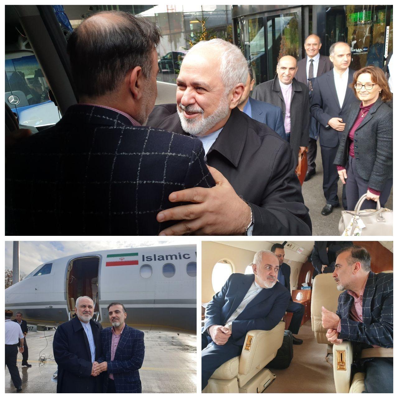محمدجواد ظریف ,