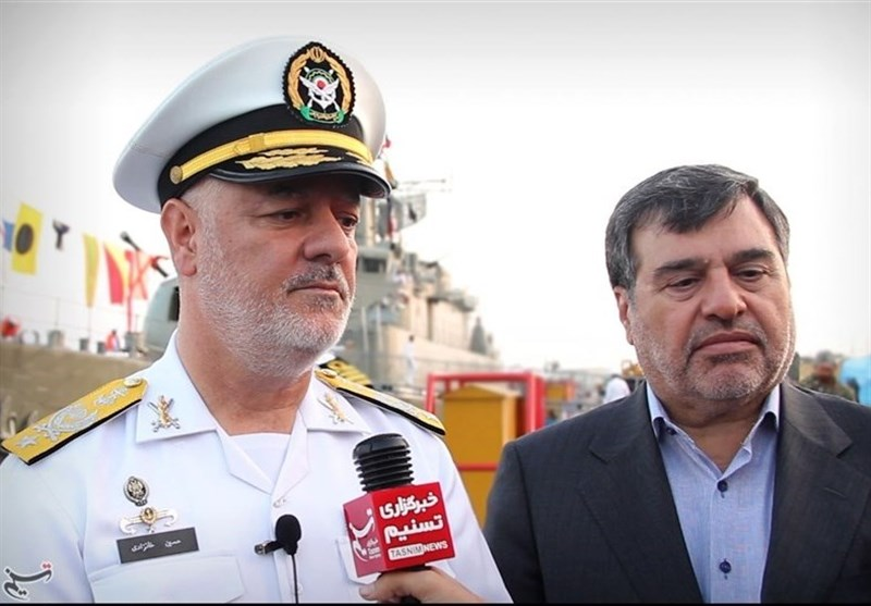 Iranian Navy Commander: US Presence in Persian Gulf Theatrical