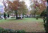 رنگآمیزی پاییز در رشت به روایت تصویر