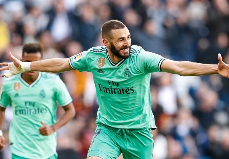 لالیگا| رئال مادرید با گلزنی فرانسویها به صدر جدول رسید