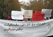 برگزاری تجمعات پراکنده در دانشگاه تهران و امیرکبیر با سردادن شعارهای سیاسی