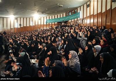 گرامیداشت روز دانشجو در دانشگاه تهران
