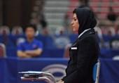 حضور داور تنیس روی میز ایران در مسابقات انتخابی المپیک