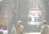 بھارت میں خوفناک آتشزدگی سے درجنوں افراد جاں بحق