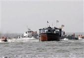 55 هزار لیتر سوخت قاچاق در مرزهای آبی کیش کشف شد
