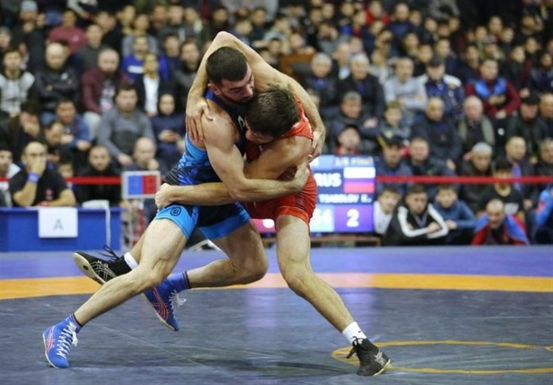 Iran Invited to Ukraine Wrestling Tournament