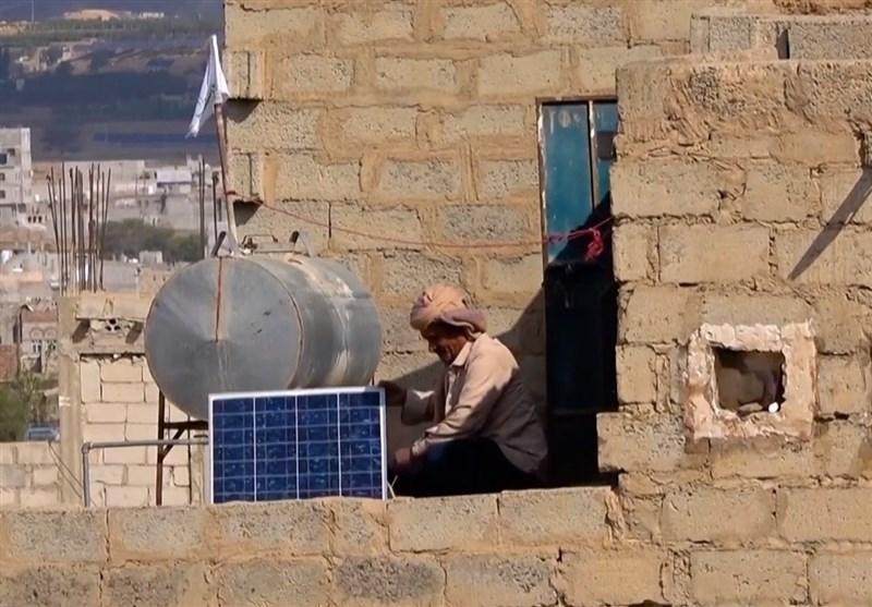 Yemenis Turning to Solar Power to Ease Their Suffering: Report