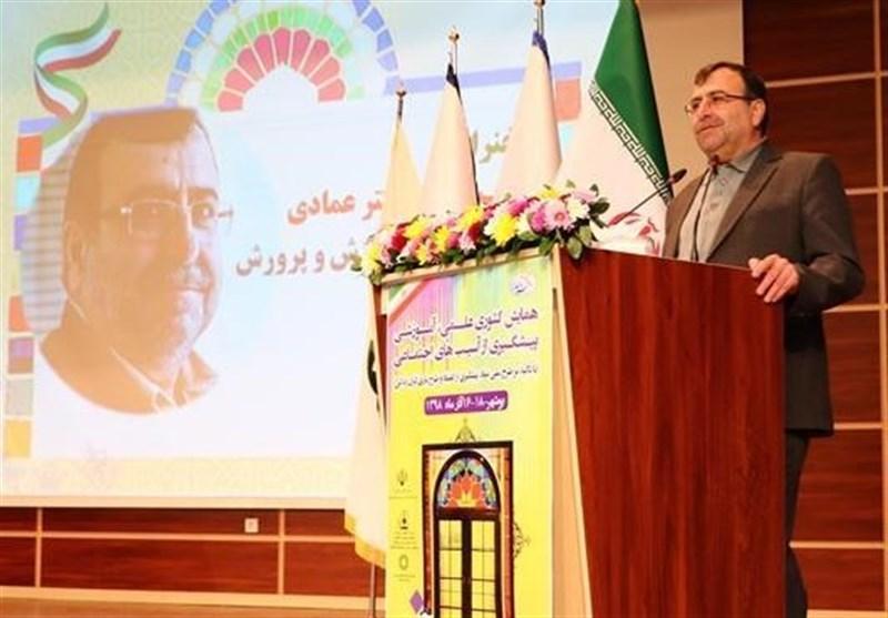 مشاور وزیر آموزش و پرورش در بوشهر: تربیت در ساحتهای ششگانه رویکرد اصلی سند تحول است