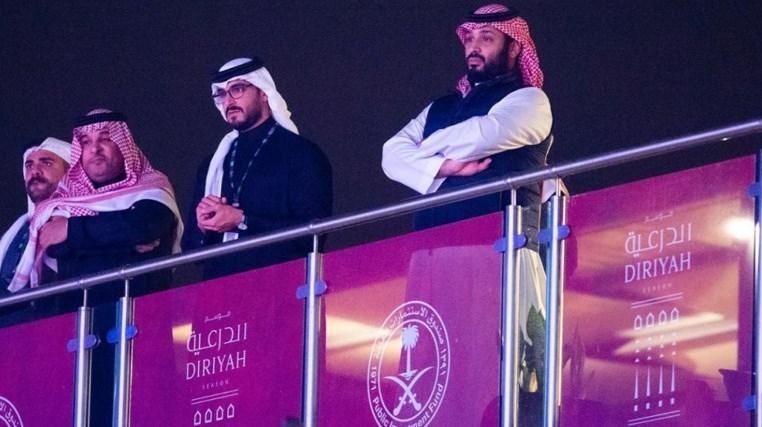 محمد بن سلمان , عربستان سعودی ,