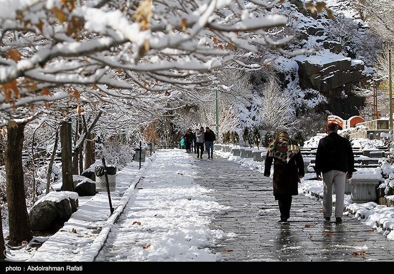 هواشناسی ایران 98/09/18  سامانه بارشی جدید از پنج شنبه کشور را فرا میگیرد