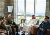 مذاکرات نظامی میان قطر و اردن